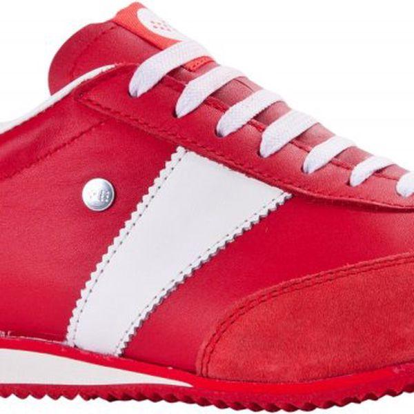 Volnočasová obuv Classic 66Red or Dead se speciální podešví zkvalitní pryže