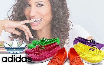 Baleríny Adidas za 299 Kč! Totální výprodej! K vyzvednutí ihned!