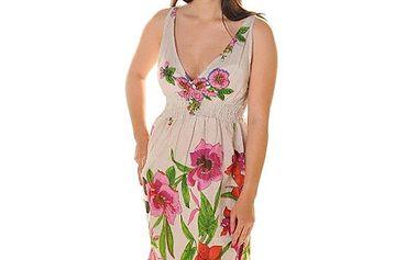 Bílé šaty Meadow
