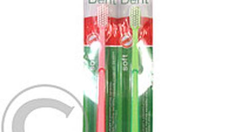 CEMIO Dent Soft - zubní kartáček 1+1