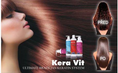 Pouhých 199 Kč za 50 ml brazilského keratinu. Přírodní vlasová kúra vyhlazuje a regeneruje narušené a poškozené vlasy. Obnovte zdraví, pevnost a lesk svých vlasů s Brazilským keratinem.