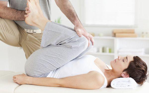 Dornova metoda a Breussova masáž za 299 Kč! 60 minut úžasné regenerace!