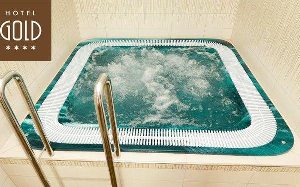 Přepychový relaxační pobyt v Jižních Čechách