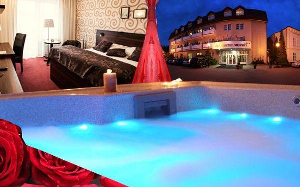 Luxusní relaxační pobyt v Parkhotelu Morris