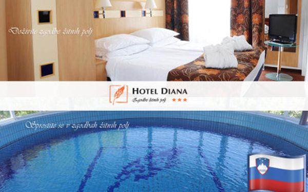 Slovinské termály na 4 dni za 72 Eur aj s polpenziou! Sauny aj neobmedzené termálne bazény!