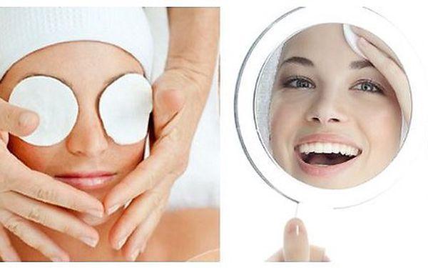 Ošetření očního okolí – zbaví vás váčků, kruhů pod očima, vrásek a očních otoků