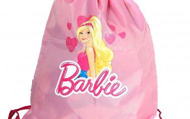 Contrast Sáček na cvičky Barbie