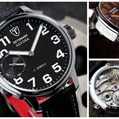 Luxusní hodinky Detomaso Savona již s 69% slevou!