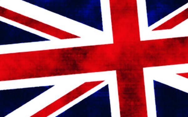10 lekcí superintenzivní angličtiny pro mírně pokročilé A2/B1 s daným plánem výuky