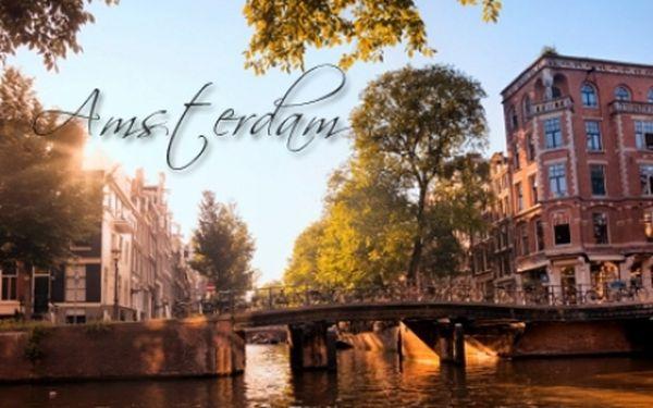 PRODLOUŽENÝ VÍKEND v Amsterdamu a Bruselu vč. dopravy a ubytování! 4 dny vč. 2 nocí v 3* hotelech se snídaní! Odjezd z Prahy klimatizovaným autobusem s občerstvením! Poznejte krásy nejznámějších měst Beneluxu!