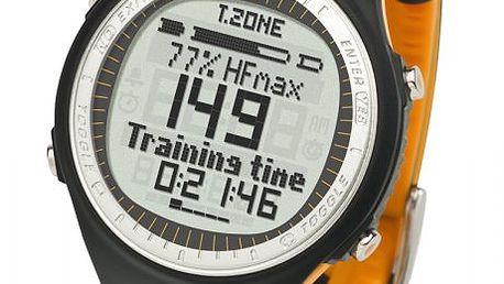 Sporttester Sigma PC 25.10 yellow, změřte si tep při běhu, sledujte pokroky! - II. jakost