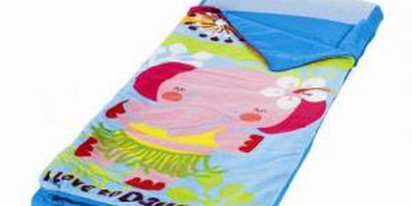 Intex dětská nafukovací postel Hula 64cmx152cmx20cm