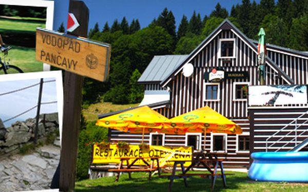 Krkonoše (Rokytnice nad Jizerou): 3 dny pro 2 osoby, snídaně, sauna