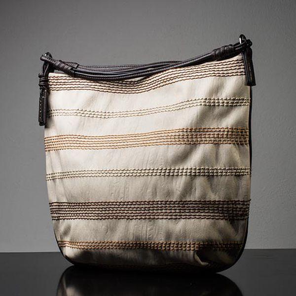 Smetanová kabelky Lily
