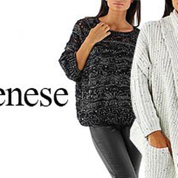 Svetry a svetrové šaty Genese