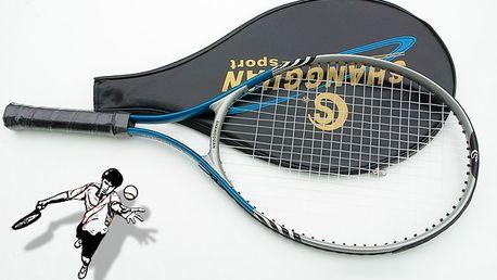 Tenisová raketa pro rekreační hráče