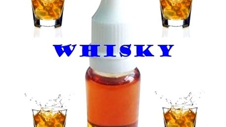 E-liquid Whisky Dekang, 30 ml 12mg