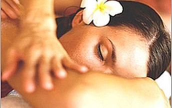 Parní lázeň s masáží v KM