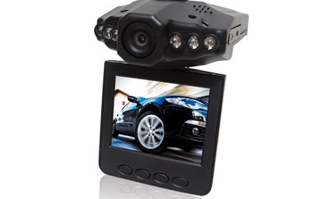 Výkonná HD Kamera do auta