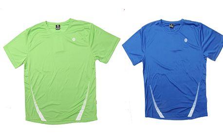 Stylová funkční trička OLIVER (vel. M - XXL). Ideální na squash, badminton, tenis