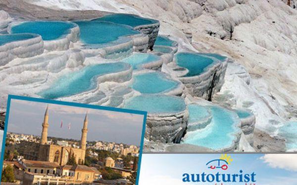 Exluzívne Severný Cyprus, Pamukkale a Antalya od 402 eur!