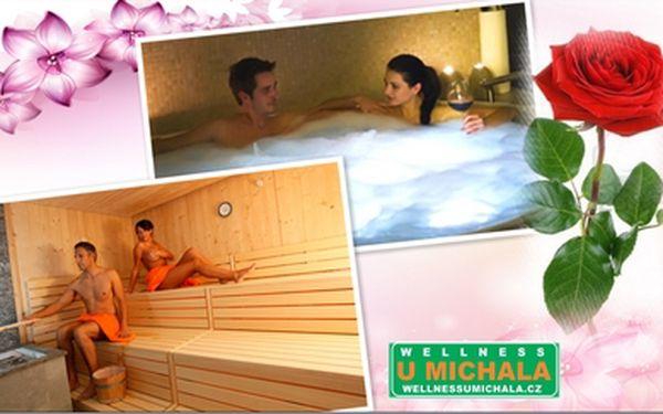 Celé dvě hodiny sauny a vířivé vany za pouhých 399 Kč! Užijte si naplno dokonalý relax v soukromí ve Wellness U Michala se slevou! Ve vířivce pro každého vždy nová čistá voda!