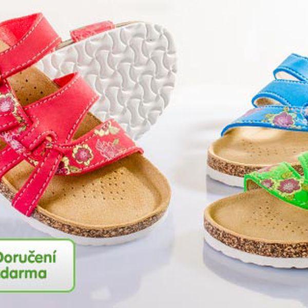 Dámské korkové pantofle – 4 barvy