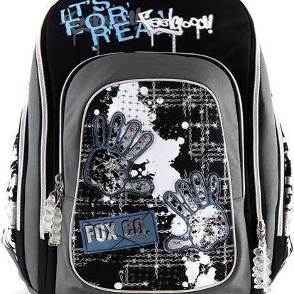 Školní batoh Cherry Cool Fox Co.