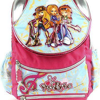 Školní batoh Cool RockBabe triple