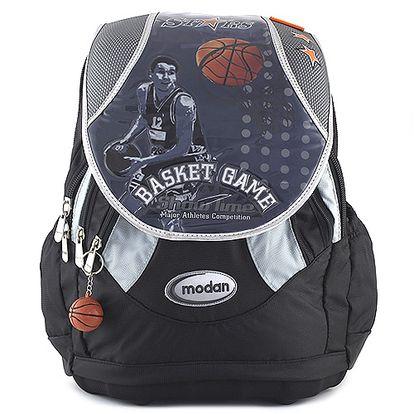 Školní batoh Modan basketball