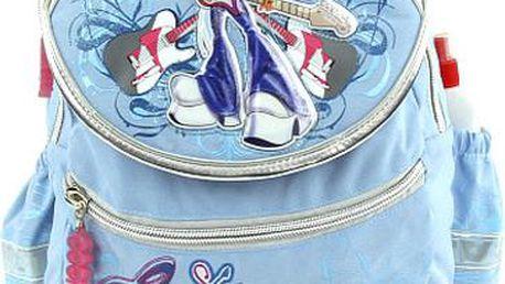 Školní batoh Cool RockBabe single