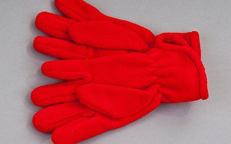 Rukavice dámské Karpet 5550, červené S