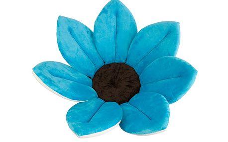 Květinová koupel modrá - pro pohodlnou, měkkou a bezpečnou koupel