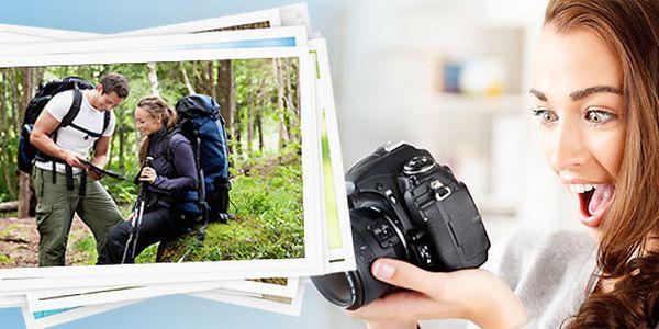 Vyvolání 100 fotografií 10x15 cm