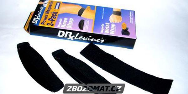 Magnetické pásky Dr. Levina - zbavte se bolesti!