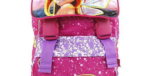 Školní batoh Winx Club na přezky Movie, WinX
