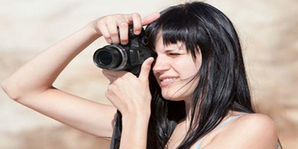 Kurz tvůrčí fotografie - studio Happy Time Praha 3 - 20 týdnů. Naučte se využívat svůj fotoaparát na maximum!