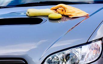 Kompletní mytí auta od 299 Kč!