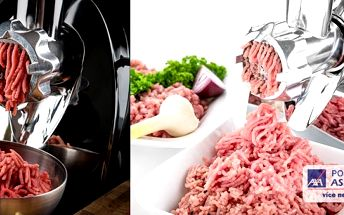 Mlýnek na maso O-Beko AMG31. Chcete mít jistotu, že mleté maso je opravdu kvalitní, nyní máte pro Vás řešení. Připravte si mleté maso v pohodlí domova!