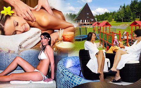 Relaxační pobyt v Krkonoších za akční cenu
