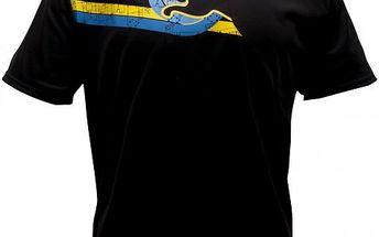 Prodyšně tričko Puma PowerCat 1-10 IT Graphic Tee Black