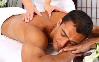 3 RELAXAČNÍ BALÍČKY pro může, ženy a seniory. Koupel, zábal, masáž a sklenice lahodného moku.