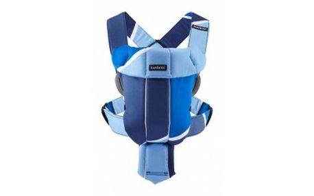 Nosítko Babybjorn Original Retro blue