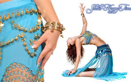 Kurz orientálního tance pro začátečnice