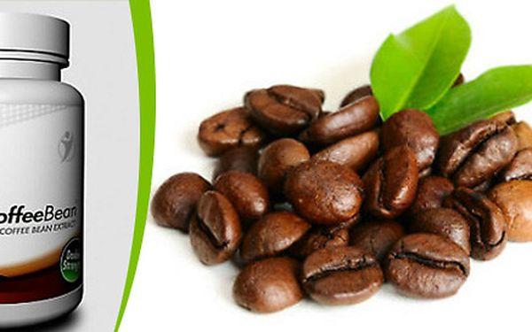Green Coffee Bean na hubnutí doplněk stravy - 90 tablet