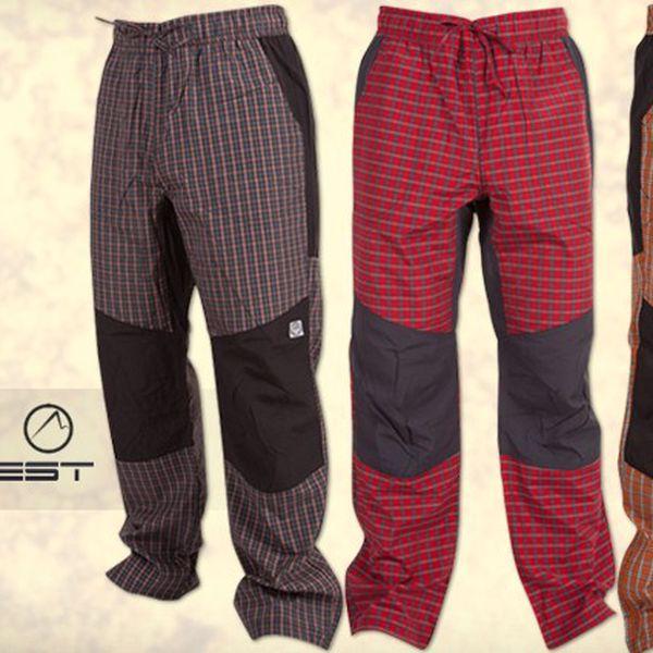 Pohodlné pánské kalhoty značky Neverest v několika barevných variantách