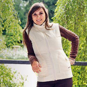 Dámská prošívaná vesta