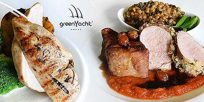 GreenYacht Hotel&Restaurant