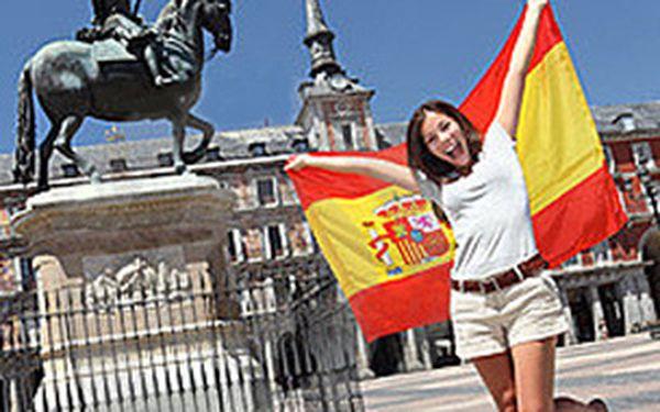 Konverzační kurz španělštiny pro pokročilé začátečníky