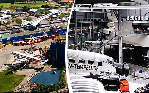 Navštivte s námi technická muzea Sinsheim a Speyer